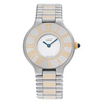 Cartier 21 Must de Cartier 28mm Silver United States of America, Florida, Surfside
