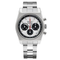 Zenith El Primero Chronograph new Automatic Watch with original box and original papers 03.A384.400-21.M384