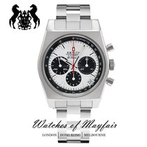Zenith El Primero Chronograph new Automatic Watch with original box and original papers 03.A384.400/21.M384
