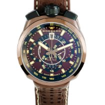 Bomberg 45mm Quartz BS45CHPBR.016.3 nové