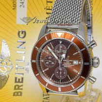 Breitling Superocean Héritage Chronograph Steel 44mm Brown United States of America, Florida, 33431