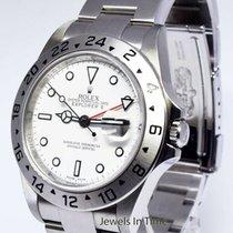 Rolex Explorer II 16570 2009 pre-owned