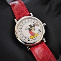 """Gérald Genta Gerald Genta 100248 M.10 """"Mickey Mouse-Retro Fantasy-Disney"""" new"""