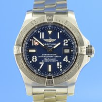 Breitling Avenger Seawolf A17330 Very good Steel 44mm Automatic