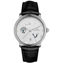 Blancpain 6660-1127A-55B Steel Villeret 40mm new United States of America, Pennsylvania, Holland