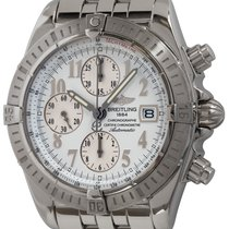 Breitling Chronomat Evolution Steel 44mm White United States of America, Texas, Austin