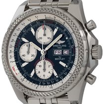 Breitling Bentley GT Steel 45mm Black United States of America, Texas, Austin