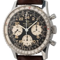 Breitling Navitimer Cosmonaute Steel 41mm Black United States of America, Texas, Austin
