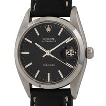 Rolex Oyster Precision Steel 34mm Black United States of America, Texas, Austin