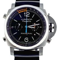 Panerai Luminor 1950 Regatta 3 Days Chrono Flyback Steel 47mm Black United States of America, Illinois, BUFFALO GROVE