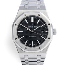 Audemars Piguet 15400ST.OO.1220ST.01 Stahl 2013 Royal Oak Selfwinding 41mm
