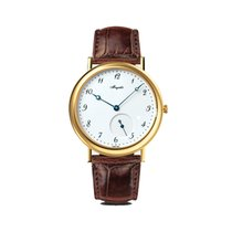 Breguet Classique Yellow gold 40mm White United States of America, New Jersey, Englewood