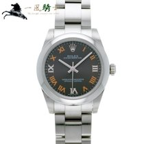 Rolex Oyster Perpetual 31 Acero 31mm Gris