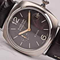 Panerai Radiomir 8 Days PAM 00346 pre-owned