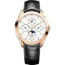 Baume & Mercier Red gold Automatic White 40mm new Clifton