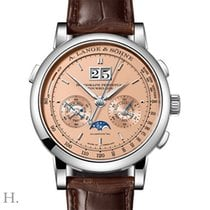 A. Lange & Söhne White gold Automatic Gold 41.5mm new Datograph