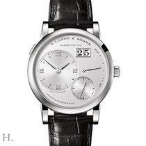 A. Lange & Söhne 191.025 Platinum 2020 Lange 1 38.5mm new