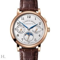 A. Lange & Söhne Rose gold 40mm Manual winding 238.032 new