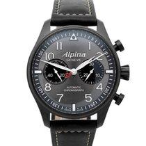 Alpina Startimer Pilot Automatic AL-860GB4FBS6 new