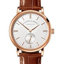 A. Lange & Söhne 219.032 Red gold 2021 Saxonia 35mm new