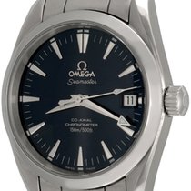 Omega Seamaster Aqua Terra Steel 39.2mm Black No numerals United States of America, Texas, Dallas