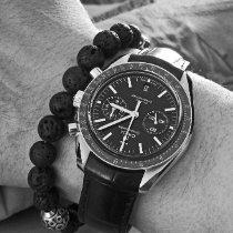Omega Speedmaster Professional Moonwatch Rose gold 44.2mm Black No numerals