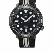 Seiko SRPC67K1 Steel 5 Sports 45mm new