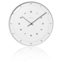 Junghans max bill Wanduhr Acier 300mm Blanc France, Paris 1er