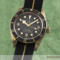 Tudor Black Bay Bronze Bronze 43mm Noir