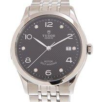Tudor 1926 Acero 38mm Negro