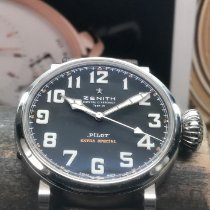 Zenith Pilot Type 20 Extra Special Steel 45mm Black Arabic numerals United States of America, Florida, Pompano Beach