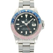 Rolex GMT-Master Steel 40mm Black United States of America, California, Beverly Hills
