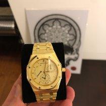Audemars Piguet Aur galben Atomat 36mm folosit Royal Oak Dual Time