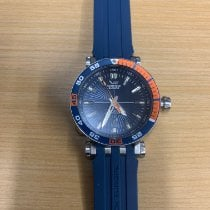 Vostok Titanium 48mm Blue United States of America, Maryland, Bowie