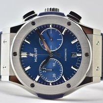 Hublot Classic Fusion Blue Titan 45mm Blau Keine Ziffern Deutschland, Iffezheim