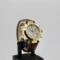 Cartier Geelgoud 38mm Automatisch 2111 tweedehands Nederland, Velp