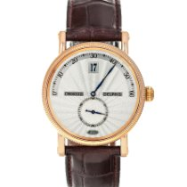 Chronoswiss Delphis Rose gold 38mm Silver United States of America, Maryland, Baltimore, MD