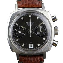Heuer Steel 37mm Manual winding 73443 pre-owned United Kingdom, Tunbridge Wells