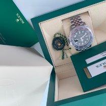 Rolex GMT-Master II 126710 BLRO 2019 neu