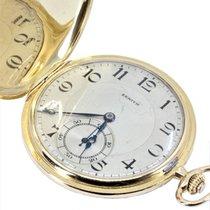 Zenith Montre occasion 1926 Or jaune 45mm Arabes Remontage manuel Montre uniquement