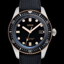 Oris Divers Sixty Five 01 733 7720 4354-07 4 21 18 new
