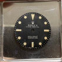 Rolex Submariner 5513 meter first dial used 1970 usato
