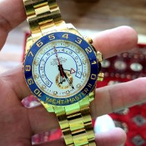Rolex Yacht-Master II Yellow gold White No numerals South Africa, East London