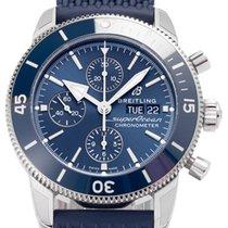 Breitling Superocean Héritage II Chronographe neu 2020 Automatik Uhr mit Original-Box und Original-Papieren A13313161C1S1