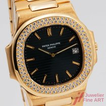 Patek Philippe Nautilus 3700 Very good Yellow gold 42mm Automatic