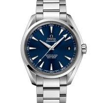 Omega Seamaster Aqua Terra Steel 41.5mm Blue No numerals United States of America, Pennsylvania, Philadelphia