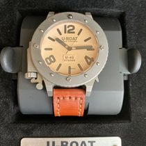U-Boat new Automatic Central seconds 53mm Titanium Sapphire crystal