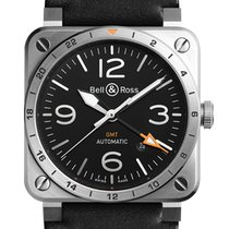 Bell & Ross BR 03 BR0393-GMT-ST/SCA 2020 new