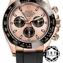 Rolex 116515ln Rose gold Daytona 40mm new United States of America, New York, New York