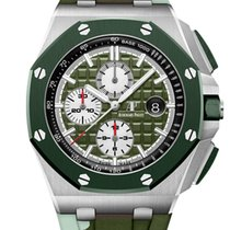 Audemars Piguet Royal Oak Offshore Chronograph 26400SO.OO.A055CA.01 Sin usar Acero 44mm Automático